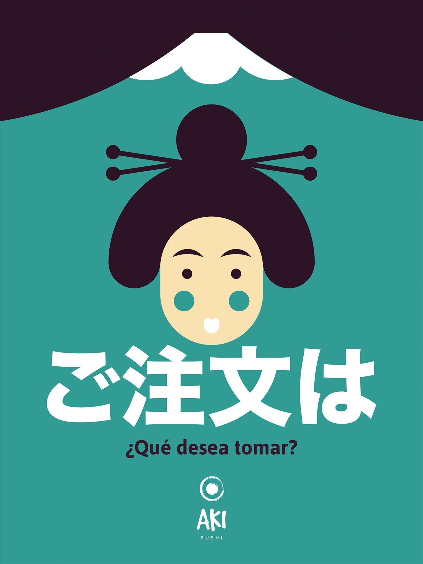 diseño-carteleria-aki-sushi
