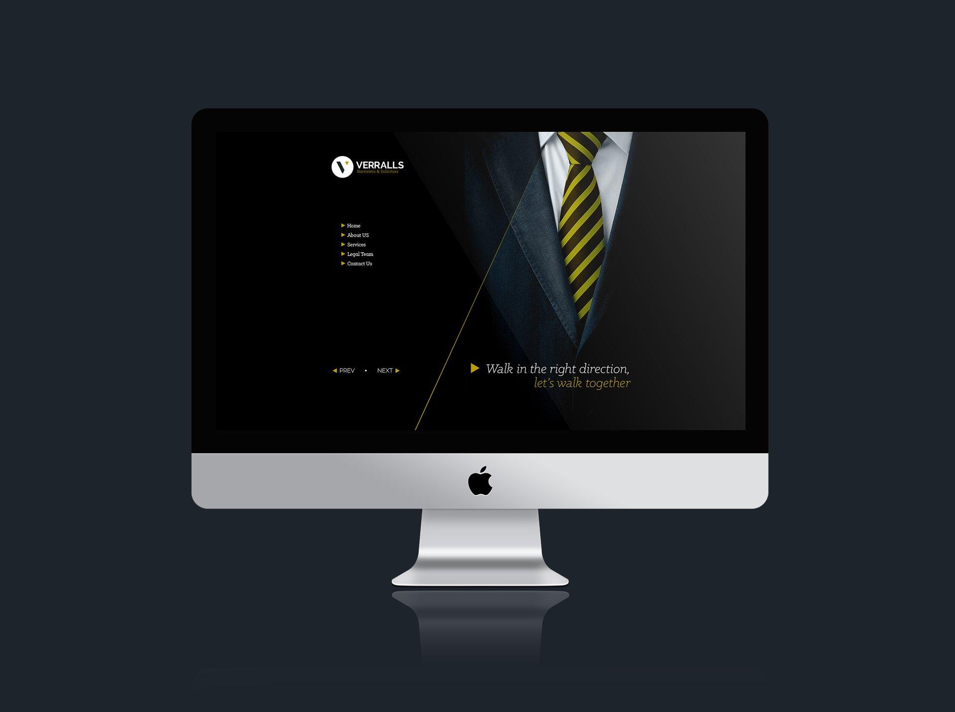 diseño-web-verralls