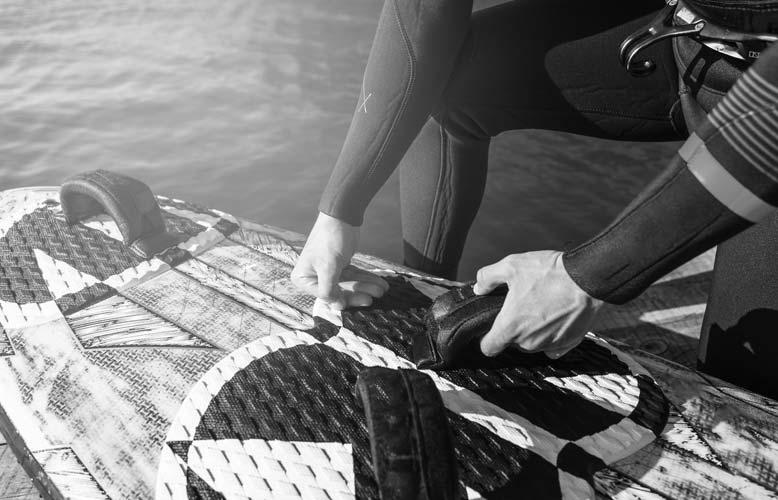 Watersports, la tienda online de los kiters